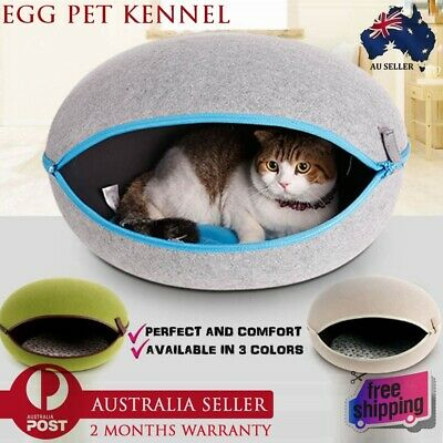 Cave Pet Dog Cat Bed Puppy Cushion House Pet Soft Warm Kennel Dog Mat Blanket