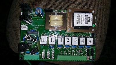 American Changer  relay board 48-021A-RV03