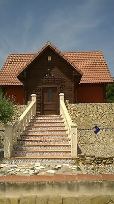 Spain Log House Castellon