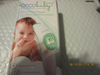 OCCObaby Clinical Forehead Baby Thermometer - Limited Edition