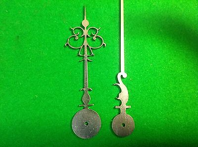 Antique clock hands from original design(Early Longcase ) LC22 *Made in England* • £20.00