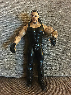 Wwe Wwf The Undertaker Wrestling Wrestler Figure
