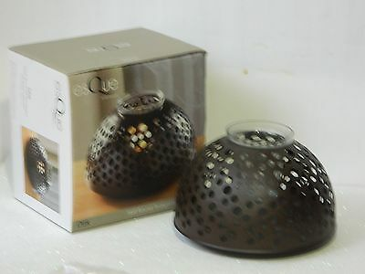 Unique Tealight Brown Metal Dome Candle Holder By Esque
