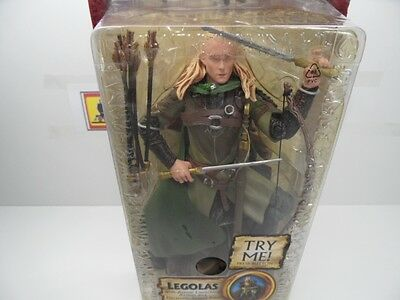 TOY PIZ 81496 - Comic Figur - LEGOLAS - Lord of the Rings - mit Electronic - OVP