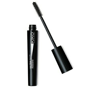 Kiko ULTRA TECH MASCARA Volume mascara with flexible elastomer brush