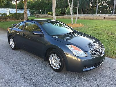 2009 Nissan Altima S Coupe 2-Door 2009 NISSAN ALTIMA COUPE