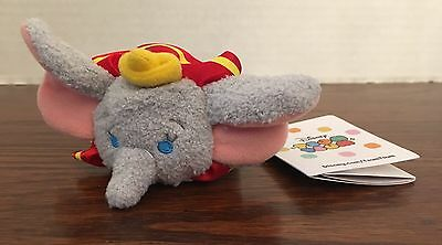 Authentic US Disney Store Updated Dumbo Mini Tsum Tsum NWT!!