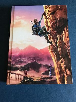 The Legend of Zelda: Breath of the Wild Collector's Edition Strategy Guide