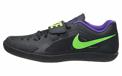 New NIKE RIVAL SD SHOTPUT DISCUS TRACK FIELD THROWING THROW SHOES Mens Size 8