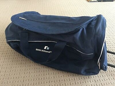 BMW Williams F1 trolley Bag