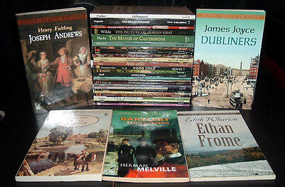 Lot Of 32 Dover Thrift Editions Pb ~ Classics ~ Drama ~ Poetry ~Utopia+ Free S/h