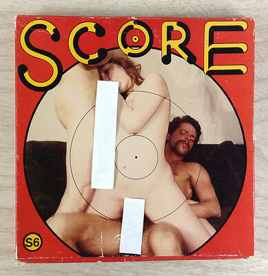 8mm Adult Film Afternoon Quicky Score Super 8 Movie S6