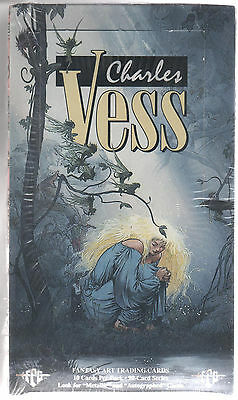 Trading Cards Charles Vess Box Sealed 1995 36 packs of 10