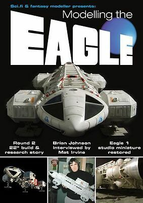 Modelling the Space 1999 Eagle One / Gerry Anderson 22 inch model