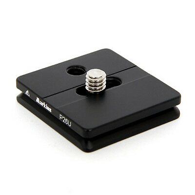Markins Quick Release Universal Camera Plate P26U for Mirrorless