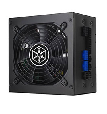 NEW SilverStone Strider Gold 550W ST55F-G