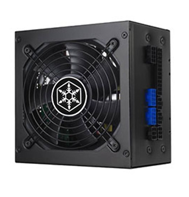 NEW SilverStone Strider Gold 650W ST65F-G
