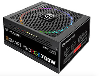 NEW Thermaltake Smart Pro RGB 750W Bronze Fully Modular Power Supply
