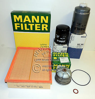 Land Rover Discovery Series 2 & Defender  - TD5 Filter Service kit - HI - SPEC