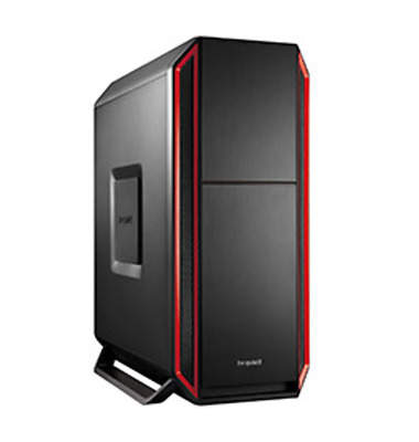 NEW Be Quiet! Silent Base 800 Case Red