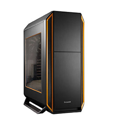 NEW Be Quiet! Silent Base 800 Case with Window Orange