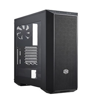 NEW Cooler Master MasterBox 5 Black ATX Case with Window