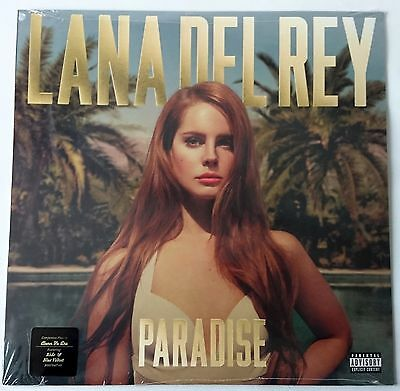 Lana Del Rey - Paradise - Lp 2012 Us Import - Brand New Sealed