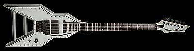GUITARE ELECTRIQUE  DEAN GUITARS  ROCKET signature Michael Angelo Batio