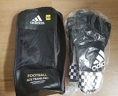 Adidas Ace Trans Pro Goalkeeper goalie Glove New  Mens Size 10.5 Flash Sale
