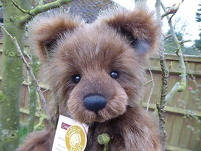 Charlie Bear 'anniversary Daniel' Limited Edition, 2010, With Tags.
