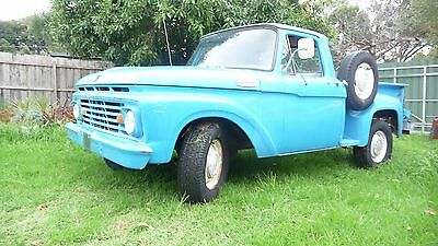 Ford F100 1963