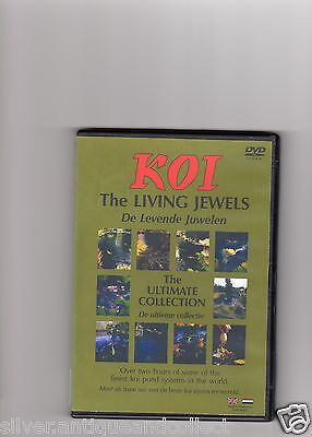 Koi The Living Jewels,complete With Case And Cover.
