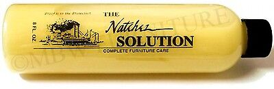 The Natchez Solution Complete Furniture Care Beeswax W Lemon Oil 8 Oz Polishes