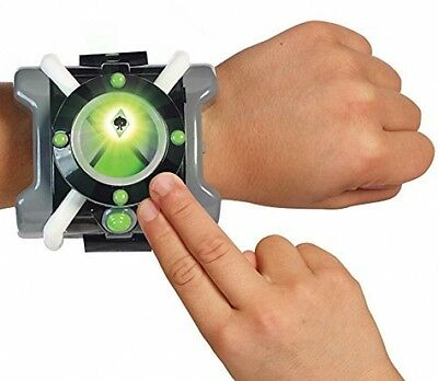 Ben 10 Omnitrix Role Play Watch Basic Each Character Unique Phrases & SFX New