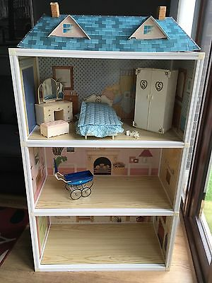 Vintage Sindy Deluxe House