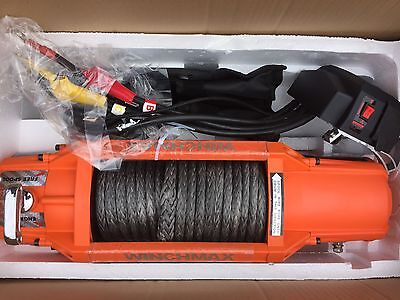 Winch 12V Plus Mountain Plate