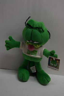 "Garfield the Cat Odie ""Green Around The Gills"" Plush Toy 13"" Jim Davis with Tags"