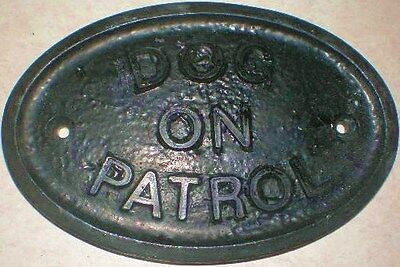 Latex Craft Mould To Make Dog on Patrol Garden Plaque Art & Crafts Hobby