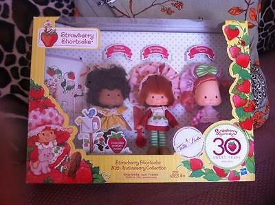 Strawberry Shortcake vintage HASBRO 25th collector RARE Charlotte aux fraises