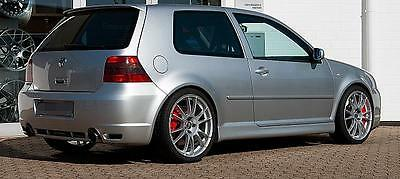Vw Golf 4 Mk4 Iv R32 (1997-2006) Look Rear Bumper New Tuning!!!