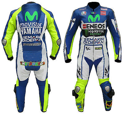 NEW Motorcycle Leather Suit Motorbike Leather Suit Racing suit Riding Suit 1pc