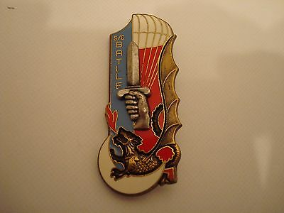 French Airborne  Promotion Badge