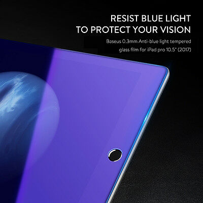 """Baseus 0.3mm Thin Tempered Glass Screen Protector Film for iPad Pro 10.5"""" 2017"""
