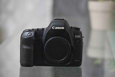 Canon EOS 5D Mark II 21.1MP Digital SLR Camera - (Body Only)