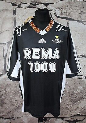 Adidas Rosenborg 2001/2003 Away Footbal Shirt Jersey Size Xl _ (D9) New