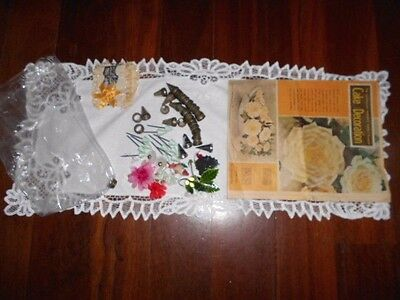 Vintage Tala cake ICING SET bag 29 nozzle Women's Weekly Book England decoration