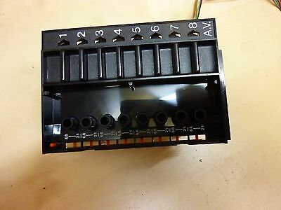 Old New Stock 8 Way Tuner Control Unit (Preomat) For Various Crt Tv's