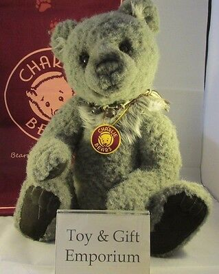 HALF PRICE! Charlie Bears HORATIO (Brand New Stock!)
