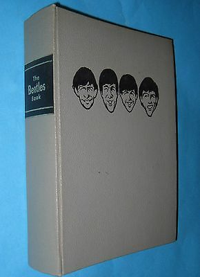 original 1960's Beatles monthly x 27 with rare folder