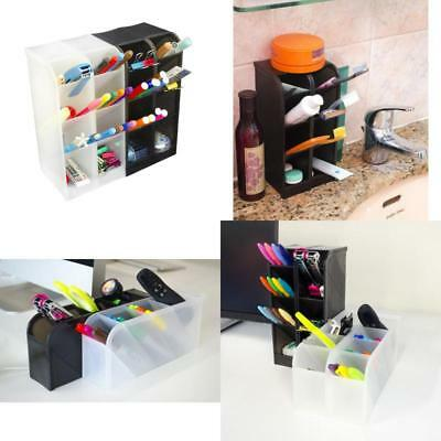 Desk Organizer Office Supplies Holder Storage Tray Desktop Pen Pencil New